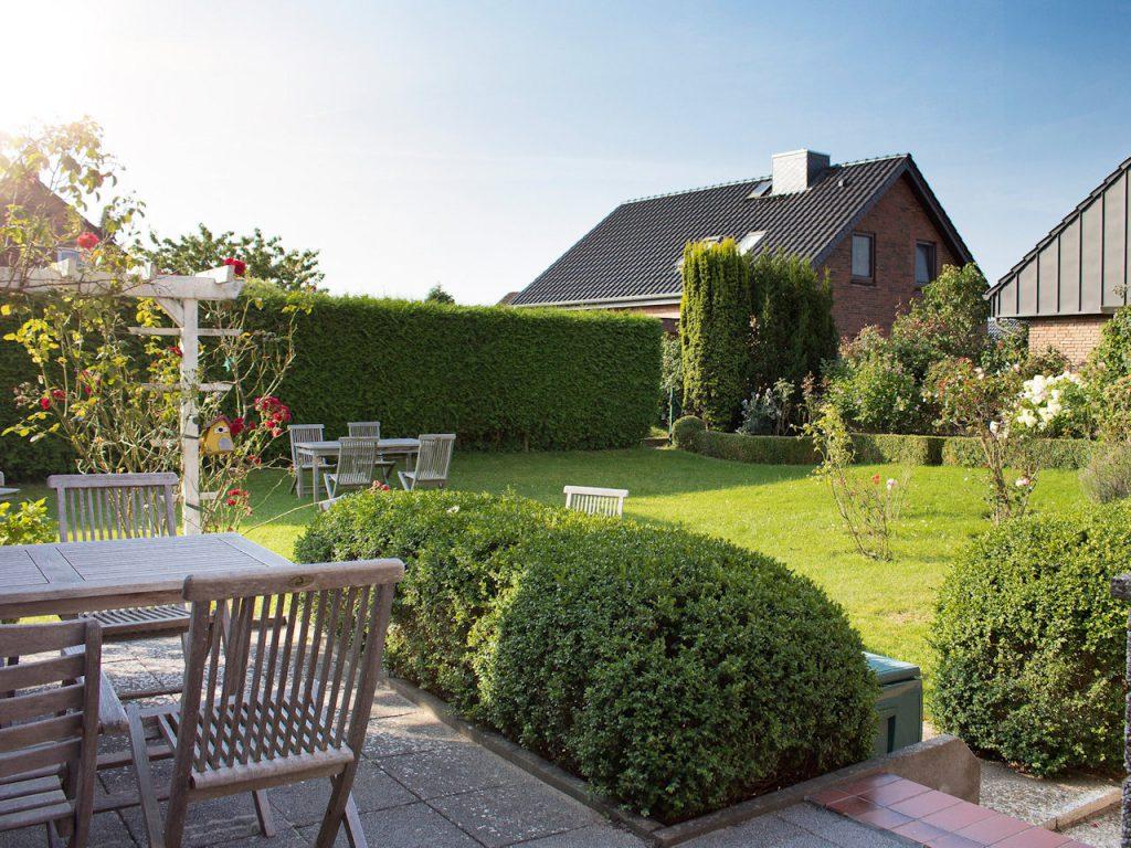 Garten Haus Hotel Garni Seeblick Plön Ploen