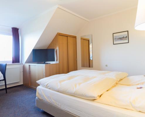 Doppelzimmer Hotel garni Seeblick Plön
